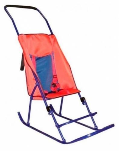 Санки-коляска Фея ТД-35 Люкс (4216)