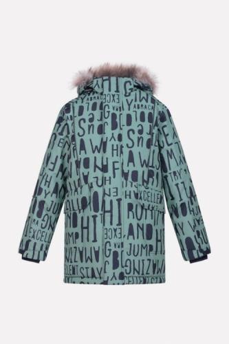 Куртка для мальчика Crockid ВК 36043/н/1 ГР размер 140-146
