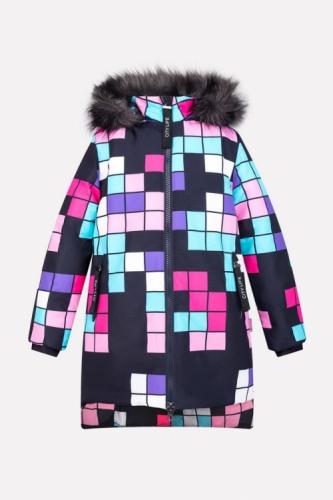 Куртка для девочки Crockid ВКБ 38037/н/1 ГР размер 164-170