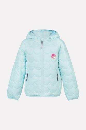 Куртка для девочки Crockid ВК 32072/1 ГР размер 128-134