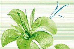 Декор Керабуд Акварель 2 лилия 1 20x30