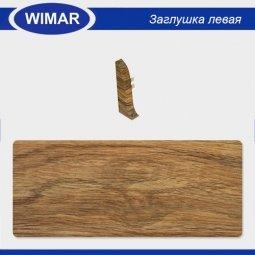 Заглушка торцевая левая Wimar 814 Дуб Колониальный