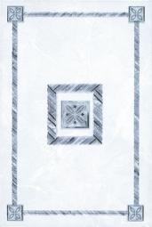 Декор Kerama Marazzi Башкирия B894\8051 20х30 светло-серый