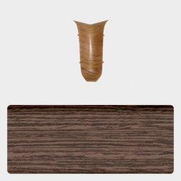 Внутренний угол (блистер 2 шт.) Т-пласт 065 Венге / Венге Кофейный
