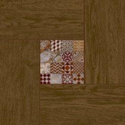 Плитка для пола Cersanit Bellariva C-BL4R112D коричневый 42х42