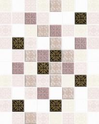Декор Cersanit Arabesque AY2B451 Коричневый 20X25