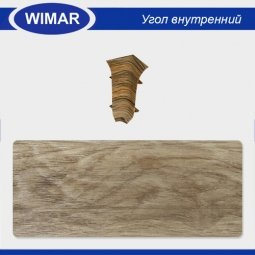 Внутренний угол Wimar 819 Дуб Летний
