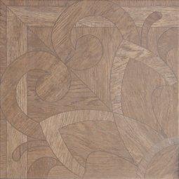 Плитка для пола Сокол Кембридж KMB2 коричневая матовая 44х44