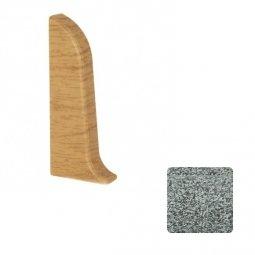 Заглушка торцевая левая Elsi DIY 58 мм 088 Песчаник Серый