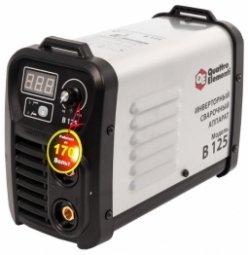 Инверторный аппарат электродной сварки Quattro Elementi B 125