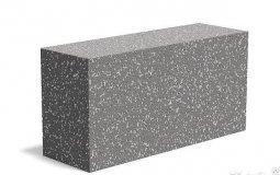 Полистиролбетонный блок Блок-бетон перегородочный 600x100x300 мм D500