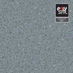 Линолеум Полукоммерческий Polystyl Hyperion SB Star 3 3м