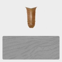 Внутренний угол (блистер 2 шт.) Т-пласт 036 Дуб Серый