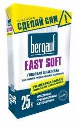 Шпатлевка Bergauf Yesy Soft гипсовая универсальная 25 кг