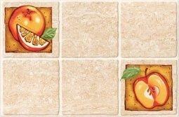 Декор Керабуд Кантри 3 фрукты 20x30