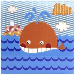 Декор Kerama Marazzi Морская прогулка AR52\5055 20х20