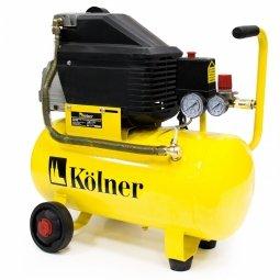Компрессор Kolner KAC 24L 206 л./мин.