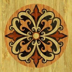Кварцвиниловая плитка Art Tile AM 9018 182.8x182.8