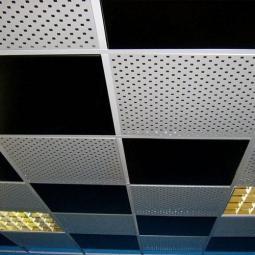 Панель 600*600 белый матовый 3306 В2