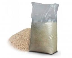 Песок кварцевый в мешках 23-25 кг Гора Хрустальная