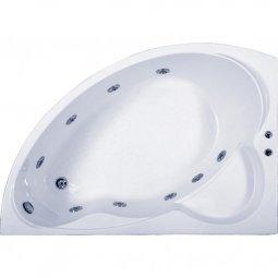 Ванна BAS Лагуна акриловая левая/правая 170x110x50