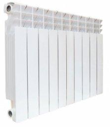 Радиатор алюминиевый Lietex 500-80С 10 секц.