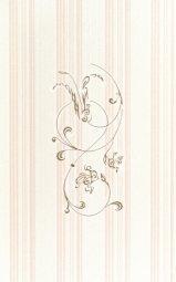Декор Cracia Ceramica Анжер Венге 01 25x40