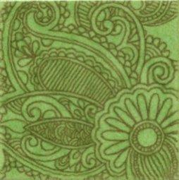 Декор Kerama Marazzi Тантра AD\B91\1221T 9.9х9.9 зеленый