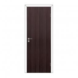 Дверное полотно Olovi глухое Венге 800х2000 с замком 2014