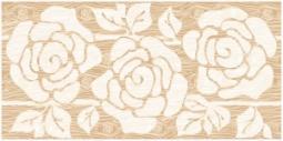 Декор Нефрит-керамика Суздаль 04-01-1-08-03-11-085-0 40x20 Бежевый