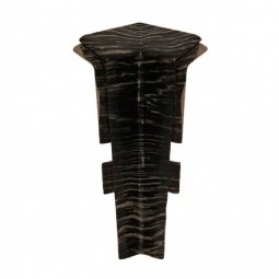 Внутренний угол Salag Дуб Палёный 80
