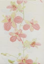Вставка Уралкерамика Орхидея ВС7ОР405 24,9x36,4