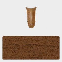 Внутренний угол Т-пласт 47 мм Орех Антик