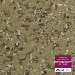 Линолеум коммерческий гетерогенный Tarkett New Acczent Terra CH 235 22 2 м
