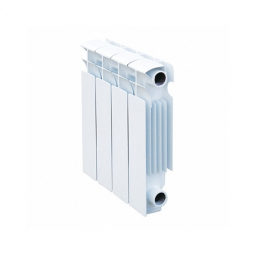 Радиатор алюминиевый Sti 350-80 4 секц.
