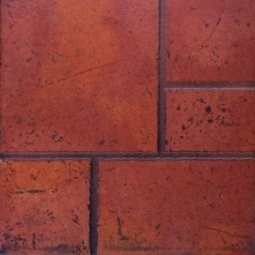 Плитка для пола Сокол Китай-город PLT коричневая матовая 33х33