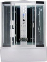 Душевая кабина Erlit Comfort ER4115T-C2 1500х850х2150 мм тонированное стекло