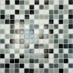 Мозаика Elada Aventurin HK-16 серый микс 32.7x32.7