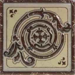 Декор Freelite Универсальные вставки для пола Брюсель 6x6