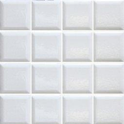 Плитка для стен Сокол Моно MC1 белая с затиркой 33х33