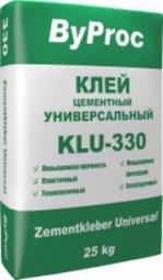 Клей ByProc KLA-330 универсальный 25 кг