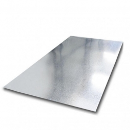 Плоский лист оцинкованный 1250х0,35