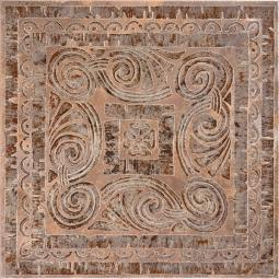 Декор Kerama Marazzi Уффици D253\4021 40,2х40,2 россо