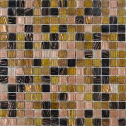 Мозаика Elada Aventurin HK-48 шоколадно-карамельный микс 32.7x32.7