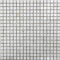 Мозаика Bonаparte Winter белая матовая 30.5х30.5