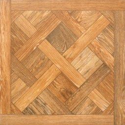 Керамогранит Lasselsberger Тренд глазурованный коричневый 45x45