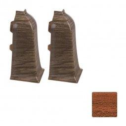 Наружный угол (блистер 2 шт.) Arbiton LM 60 02 Красное Дерево