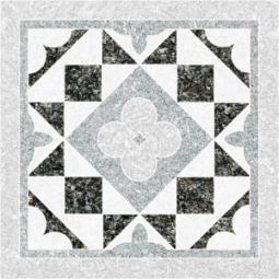 Плитка для пола Нефрит-керамика Сиена 01-10-1-16-01-06-473 38.5x38.5 Серый