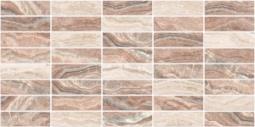 Мозаика Нефрит-керамика Триумф 09-00-5-10-31-41-115 50x25 Коричневый