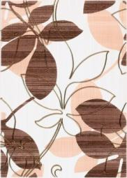 Декор Береза-керамика Ретро коричневый 25х35